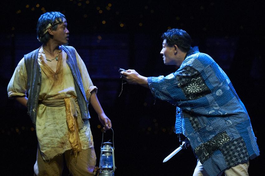 Kenneth Moraleda and Yutaka Izumihara - Photo by Gary Marsh and Fiona Hoy Gary Marsh Photography © 2012