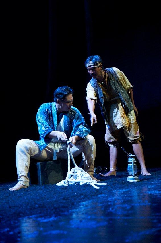 Yutaka Izumihara and Kenneth Moraleda - Photo by Gary Marsh and Fiona Hoy Gary Marsh Photography © 2012